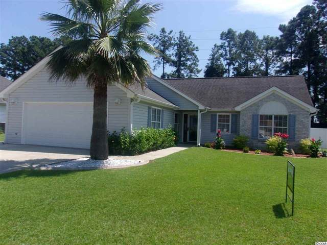 4015 Grousewood Dr., Myrtle Beach, SC 29588 (MLS #2017928) :: The Litchfield Company