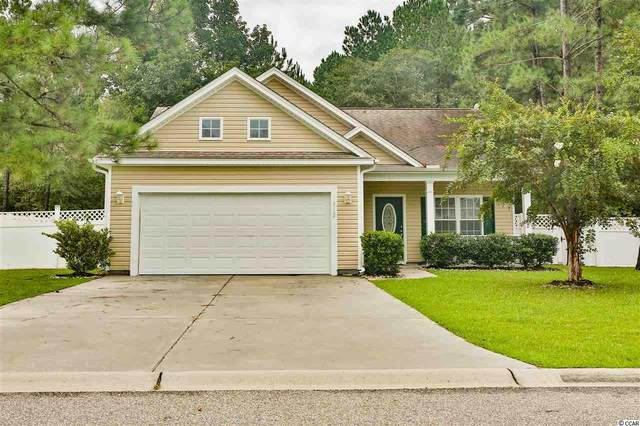 312 Pickney Ct., Conway, SC 29526 (MLS #2017973) :: Coldwell Banker Sea Coast Advantage