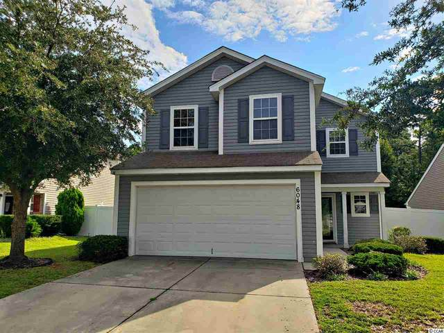 6048 Pantherwood Dr., Myrtle Beach, SC 29579 (MLS #2017985) :: Grand Strand Homes & Land Realty