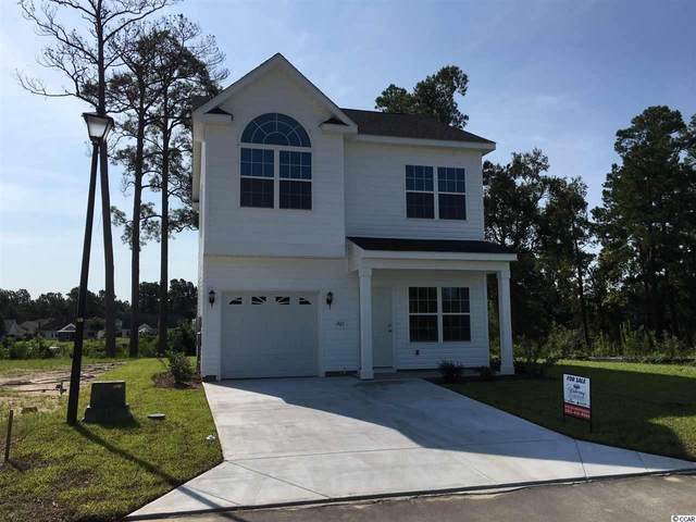 401 Terrace View Ct., Myrtle Beach, SC 29579 (MLS #2017995) :: James W. Smith Real Estate Co.