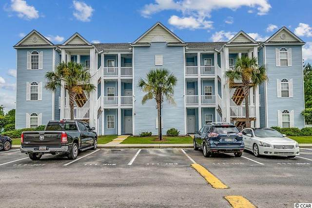 111 Fountain Pointe Ln. #301, Myrtle Beach, SC 29579 (MLS #2018005) :: The Litchfield Company
