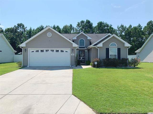 341 Barton Loop, Myrtle Beach, SC 29579 (MLS #2018010) :: Jerry Pinkas Real Estate Experts, Inc