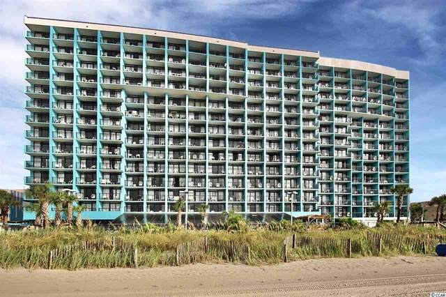 1501 S Ocean Blvd. #540, Myrtle Beach, SC 29577 (MLS #2018026) :: The Greg Sisson Team with RE/MAX First Choice