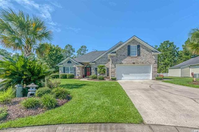 3623 Kingsley Dr., Myrtle Beach, SC 29588 (MLS #2018040) :: Dunes Realty Sales