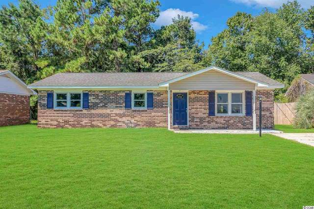 5918 Rosewood Dr., Myrtle Beach, SC 29588 (MLS #2018056) :: James W. Smith Real Estate Co.