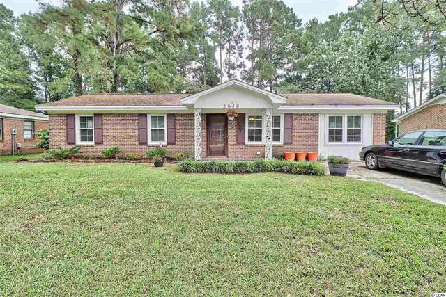 5040 Watergate Dr., Myrtle Beach, SC 29588 (MLS #2018060) :: Coldwell Banker Sea Coast Advantage