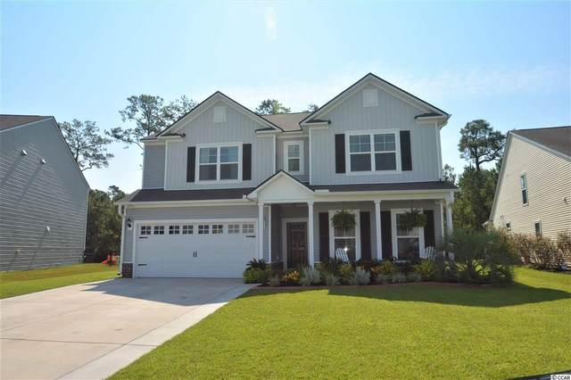 163 Long Leaf Pine Dr., Conway, SC 29526 (MLS #2018066) :: James W. Smith Real Estate Co.