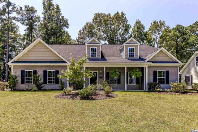 122 Grand Palm Ct., Myrtle Beach, SC 29579 (MLS #2018070) :: The Greg Sisson Team with RE/MAX First Choice