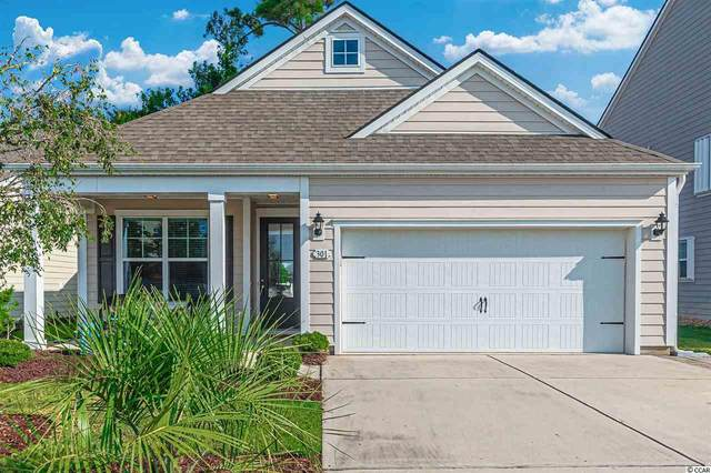 301 Lorenzo Dr., North Myrtle Beach, SC 29582 (MLS #2018082) :: James W. Smith Real Estate Co.