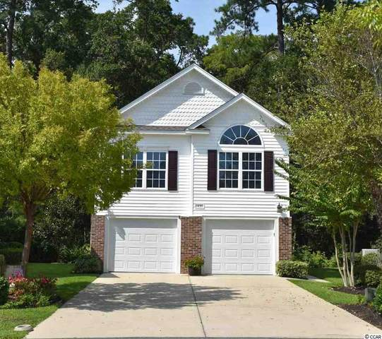 1430 Powhaton Dr., Myrtle Beach, SC 29577 (MLS #2018111) :: Jerry Pinkas Real Estate Experts, Inc
