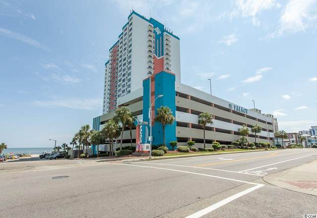 1605 S Ocean Blvd. #1001, Myrtle Beach, SC 29577 (MLS #2018112) :: Jerry Pinkas Real Estate Experts, Inc