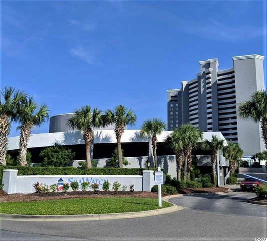 161 Seawatch Dr. #512, Myrtle Beach, SC 29572 (MLS #2018115) :: Duncan Group Properties