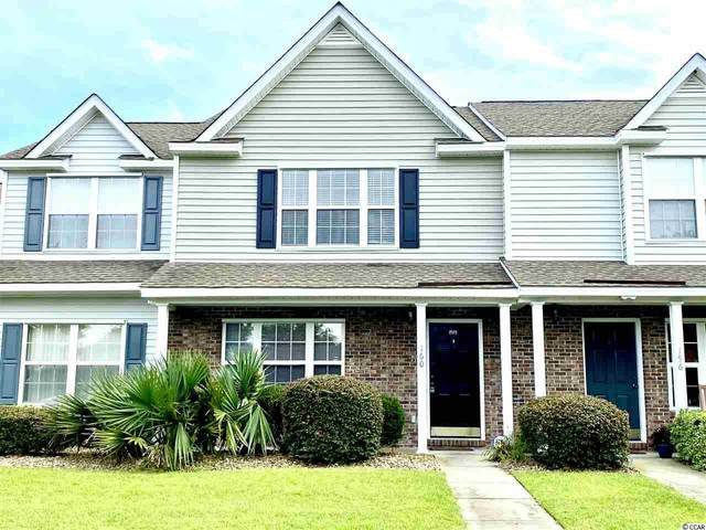 160 Sardis Dr. #160, Myrtle Beach, SC 29579 (MLS #2018197) :: The Greg Sisson Team with RE/MAX First Choice