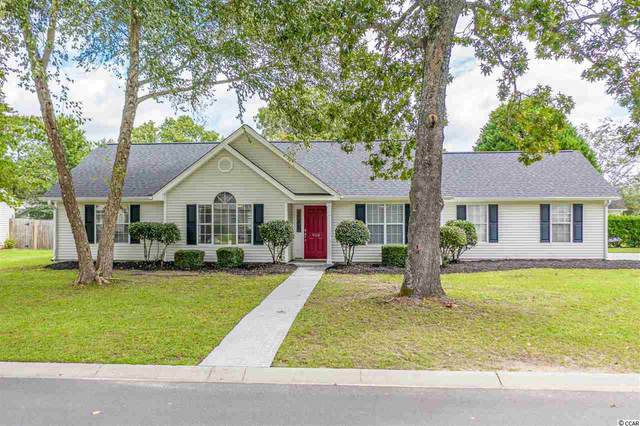 950 Castlewood Dr., Conway, SC 29526 (MLS #2018209) :: Jerry Pinkas Real Estate Experts, Inc