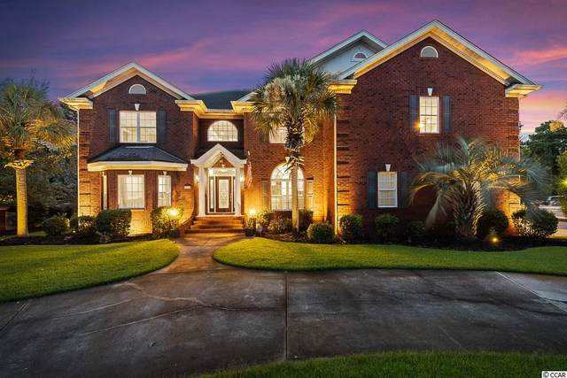 2414 Hunters Trail, Myrtle Beach, SC 29588 (MLS #2018217) :: Welcome Home Realty