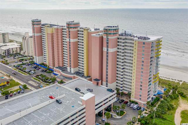 2801 S Ocean Blvd. #438, North Myrtle Beach, SC 29582 (MLS #2018225) :: Coastal Tides Realty
