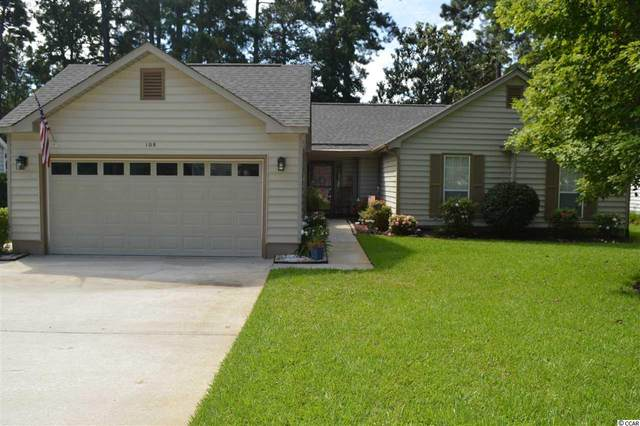 108 Purple Martin Dr., Murrells Inlet, SC 29576 (MLS #2018229) :: James W. Smith Real Estate Co.