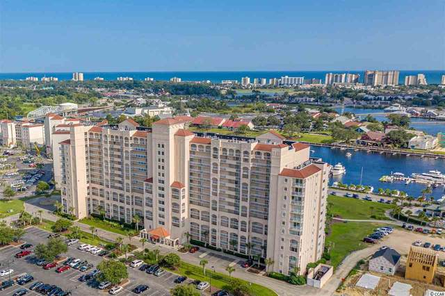 4801 Harbor Pointe Dr. #401, North Myrtle Beach, SC 29582 (MLS #2018262) :: Coastal Tides Realty