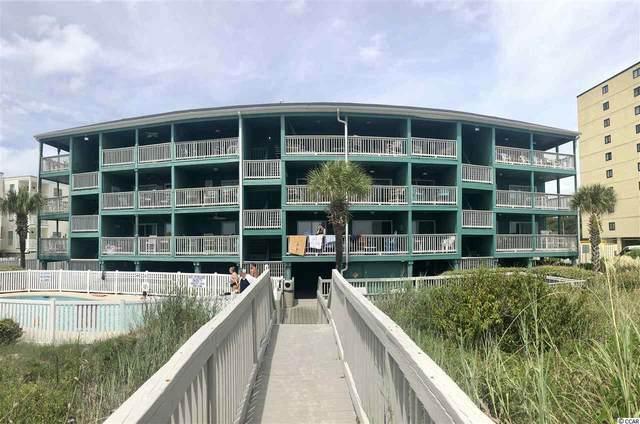 3607 S Ocean Blvd. #301, North Myrtle Beach, SC 29582 (MLS #2018266) :: James W. Smith Real Estate Co.