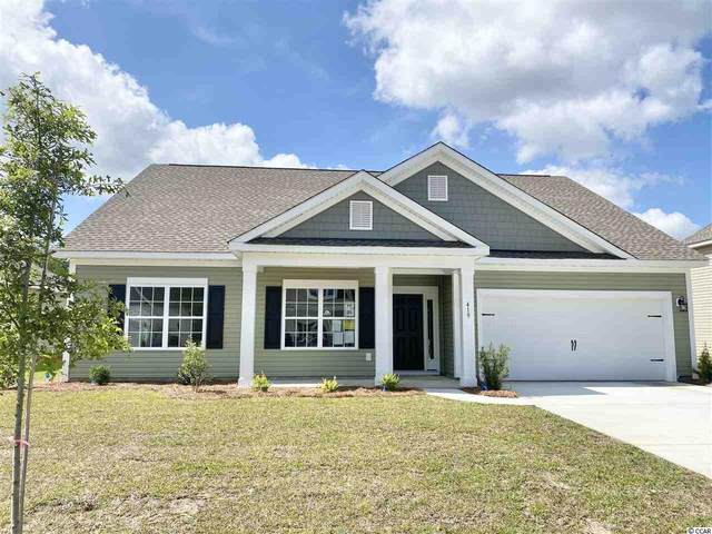 407 Freewoods Park Ct., Myrtle Beach, SC 29588 (MLS #2018269) :: The Lachicotte Company
