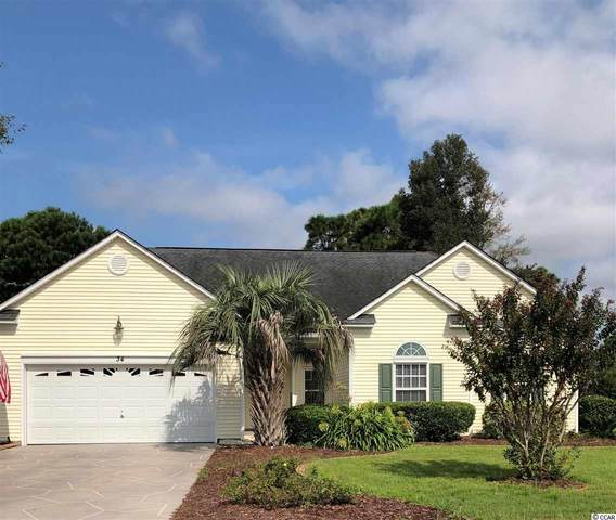 34 Deacon Dr., Pawleys Island, SC 29585 (MLS #2018282) :: The Greg Sisson Team with RE/MAX First Choice