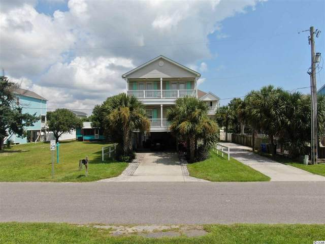 112A 8th Ave. S, Surfside Beach, SC 29575 (MLS #2018287) :: The Litchfield Company