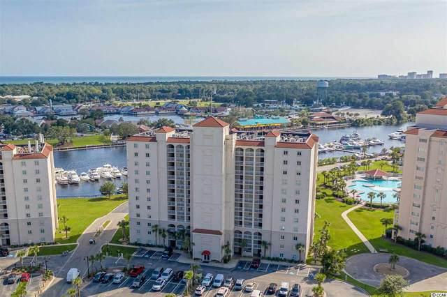 2151 Bridge View Ct. #1105, North Myrtle Beach, SC 29582 (MLS #2018302) :: Hawkeye Realty
