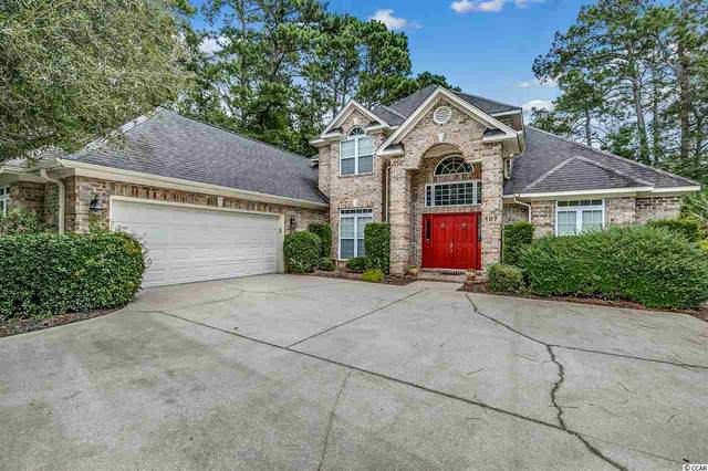 107 Red Tail Hawk Loop, Pawleys Island, SC 29585 (MLS #2018336) :: James W. Smith Real Estate Co.