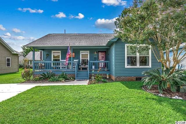9435 Old Palmetto Dr., Murrells Inlet, SC 29576 (MLS #2018342) :: The Lachicotte Company