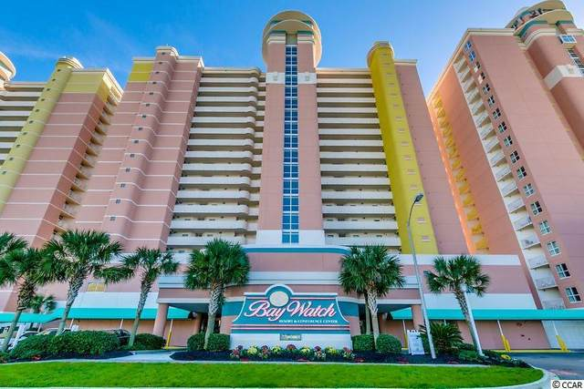 2701 S Ocean Blvd. #1102, North Myrtle Beach, SC 29582 (MLS #2018363) :: Garden City Realty, Inc.