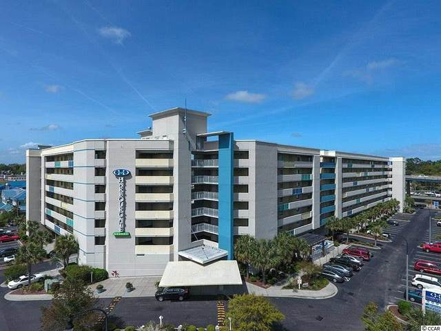 2100 Sea Mountain Hwy. #210, North Myrtle Beach, SC 29582 (MLS #2018371) :: The Hoffman Group