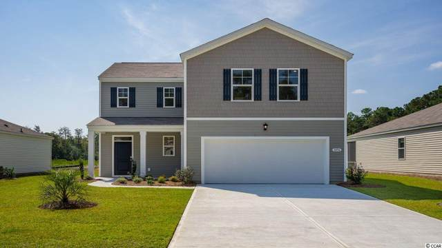 380 Forestbrook Cove Circle, Myrtle Beach, SC 29588 (MLS #2018379) :: The Lachicotte Company