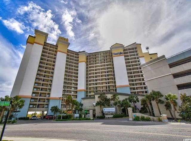 4800 S Ocean Blvd. #516, North Myrtle Beach, SC 29582 (MLS #2018385) :: Jerry Pinkas Real Estate Experts, Inc