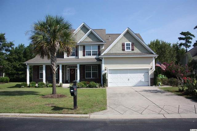 30 Summerlight Dr., Murrells Inlet, SC 29576 (MLS #2018386) :: The Lachicotte Company