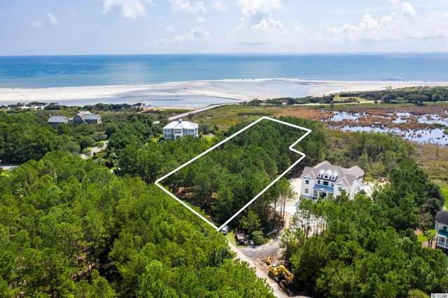 2862 Vanderbilt Blvd., Pawleys Island, SC 29585 (MLS #2018446) :: Garden City Realty, Inc.
