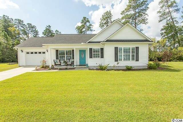 120 Fox Dale Dr., Loris, SC 29569 (MLS #2018447) :: Welcome Home Realty