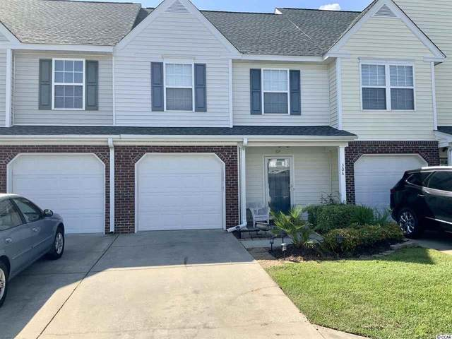 306 Wembley Way #306, Murrells Inlet, SC 29576 (MLS #2018448) :: Jerry Pinkas Real Estate Experts, Inc