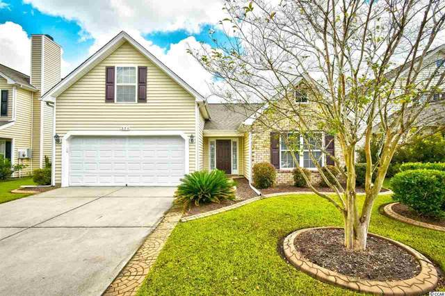 371 Vesta Dr., Myrtle Beach, SC 29579 (MLS #2018451) :: Coldwell Banker Sea Coast Advantage