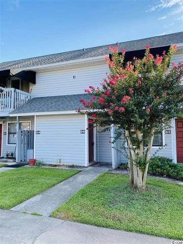 801 Burcale Rd. D6, Myrtle Beach, SC 29579 (MLS #2018455) :: Hawkeye Realty