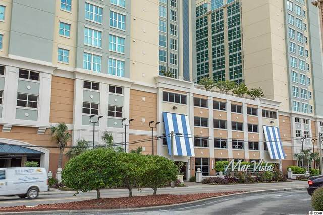 603 S Ocean Blvd. #1016, North Myrtle Beach, SC 29582 (MLS #2018459) :: Hawkeye Realty