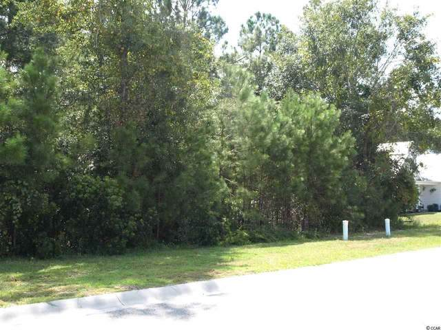 TBD Kinlaw St., Little River, SC 29566 (MLS #2018460) :: The Greg Sisson Team with RE/MAX First Choice