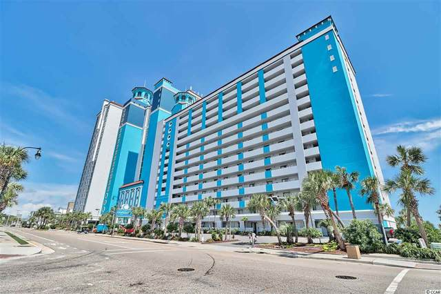 3000 N Ocean Blvd. #333, Myrtle Beach, SC 29577 (MLS #2018474) :: Duncan Group Properties