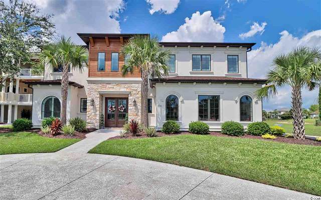 306 Ave. Of The Palms, Myrtle Beach, SC 29579 (MLS #2018477) :: James W. Smith Real Estate Co.