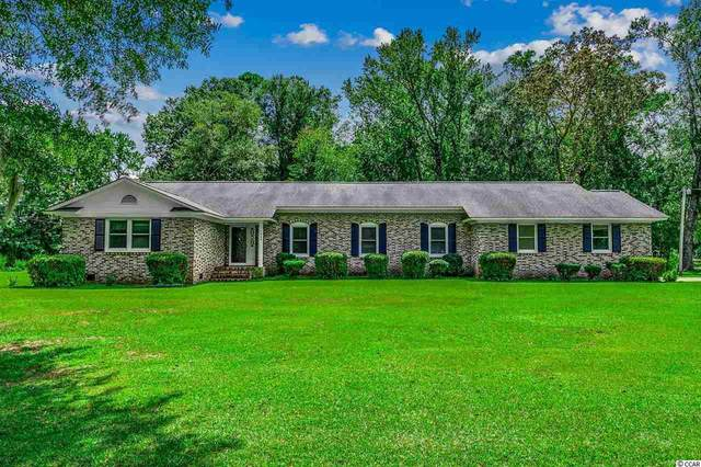 1545 Dunn Short Cut Rd., Conway, SC 29527 (MLS #2018487) :: The Lachicotte Company