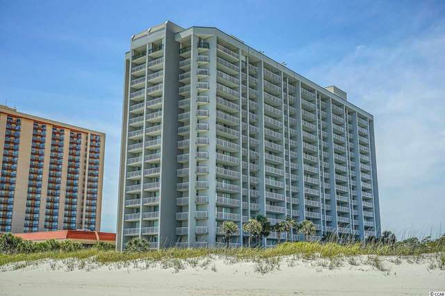 9820 Queensway Blvd. #1110, Myrtle Beach, SC 29572 (MLS #2018490) :: Hawkeye Realty