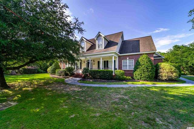 116 Olde Canal Loop, Pawleys Island, SC 29585 (MLS #2018524) :: Sloan Realty Group