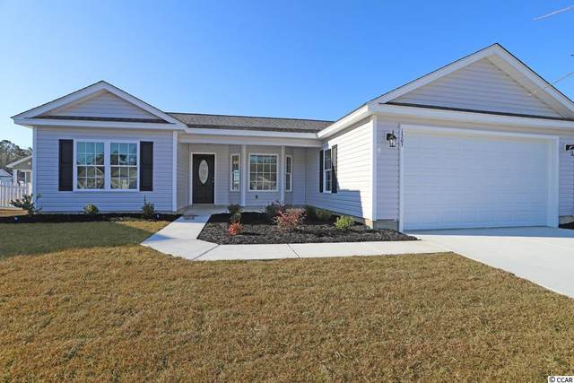 3319 Merganser Dr., Conway, SC 29527 (MLS #2018526) :: The Lachicotte Company