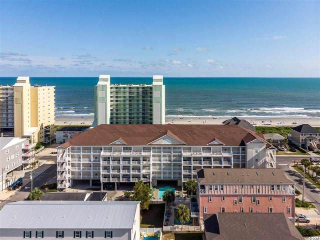 200 N 53rd Ave. N #205, North Myrtle Beach, SC 29582 (MLS #2018538) :: Hawkeye Realty