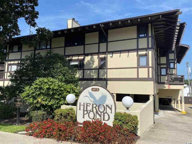 6813 Porcher Dr. #20, Myrtle Beach, SC 29572 (MLS #2018588) :: Welcome Home Realty