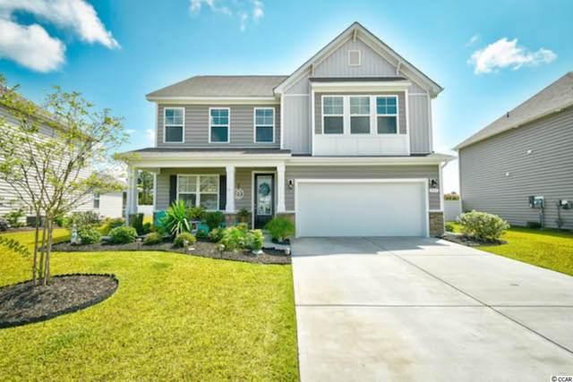 5113 Stockyard Loop, Myrtle Beach, SC 29588 (MLS #2018612) :: James W. Smith Real Estate Co.